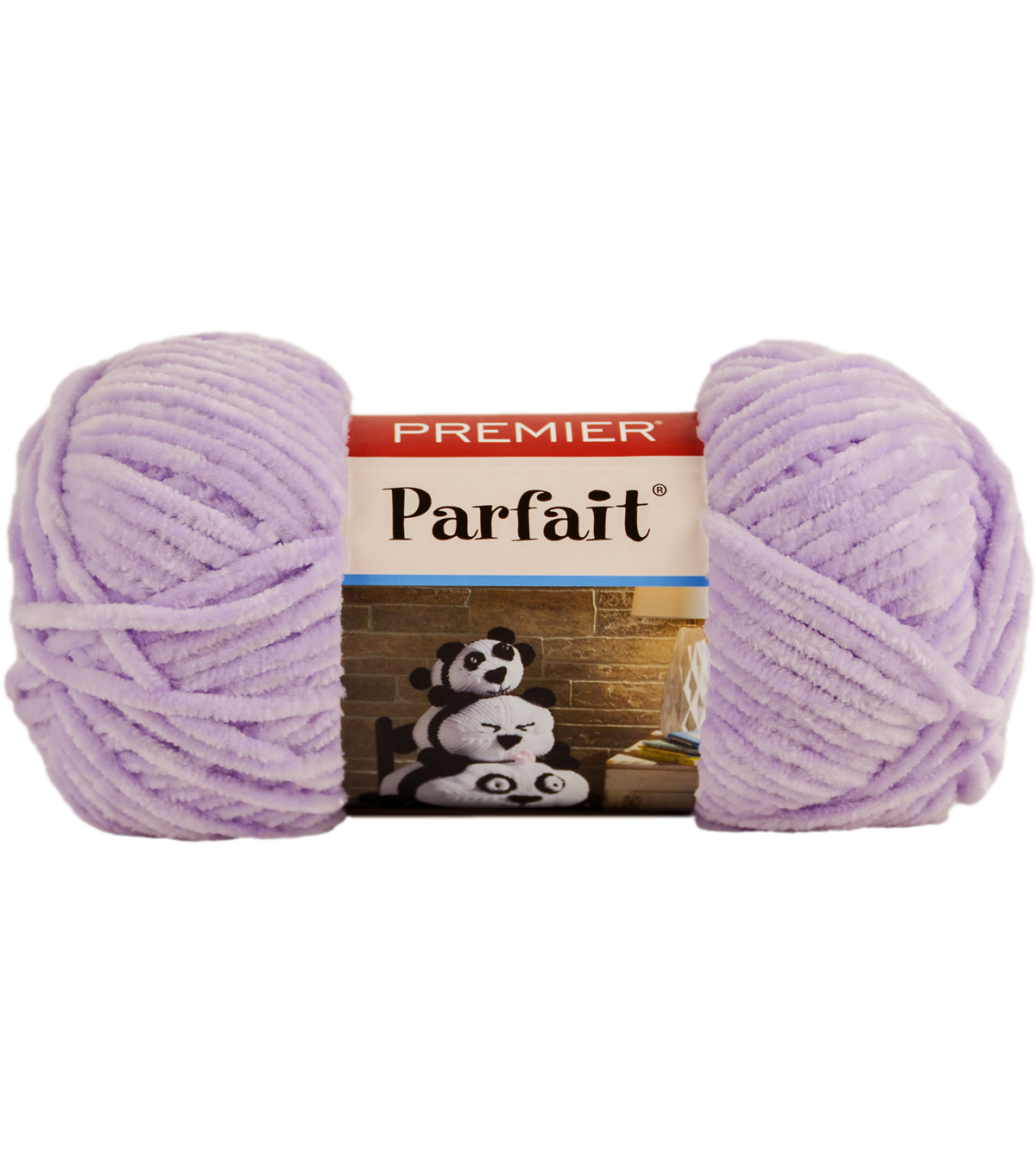 Premier Yarns Parfait Solid Yarn, Lilac