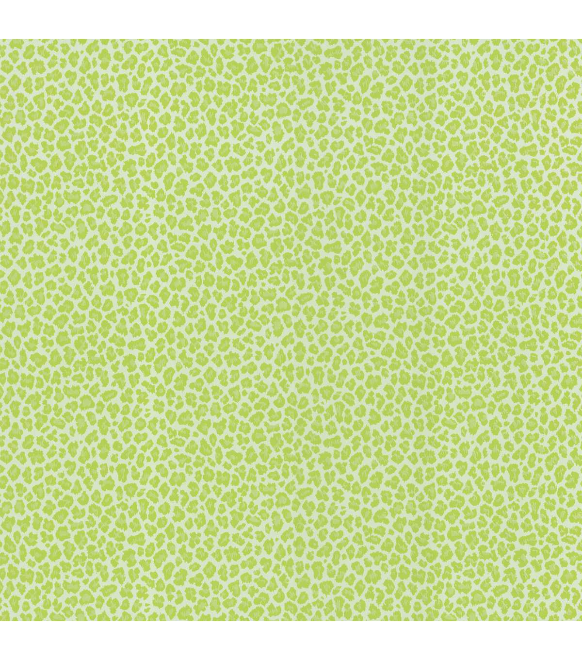 Sassy Green Cheetah Print Wallpaper Sample