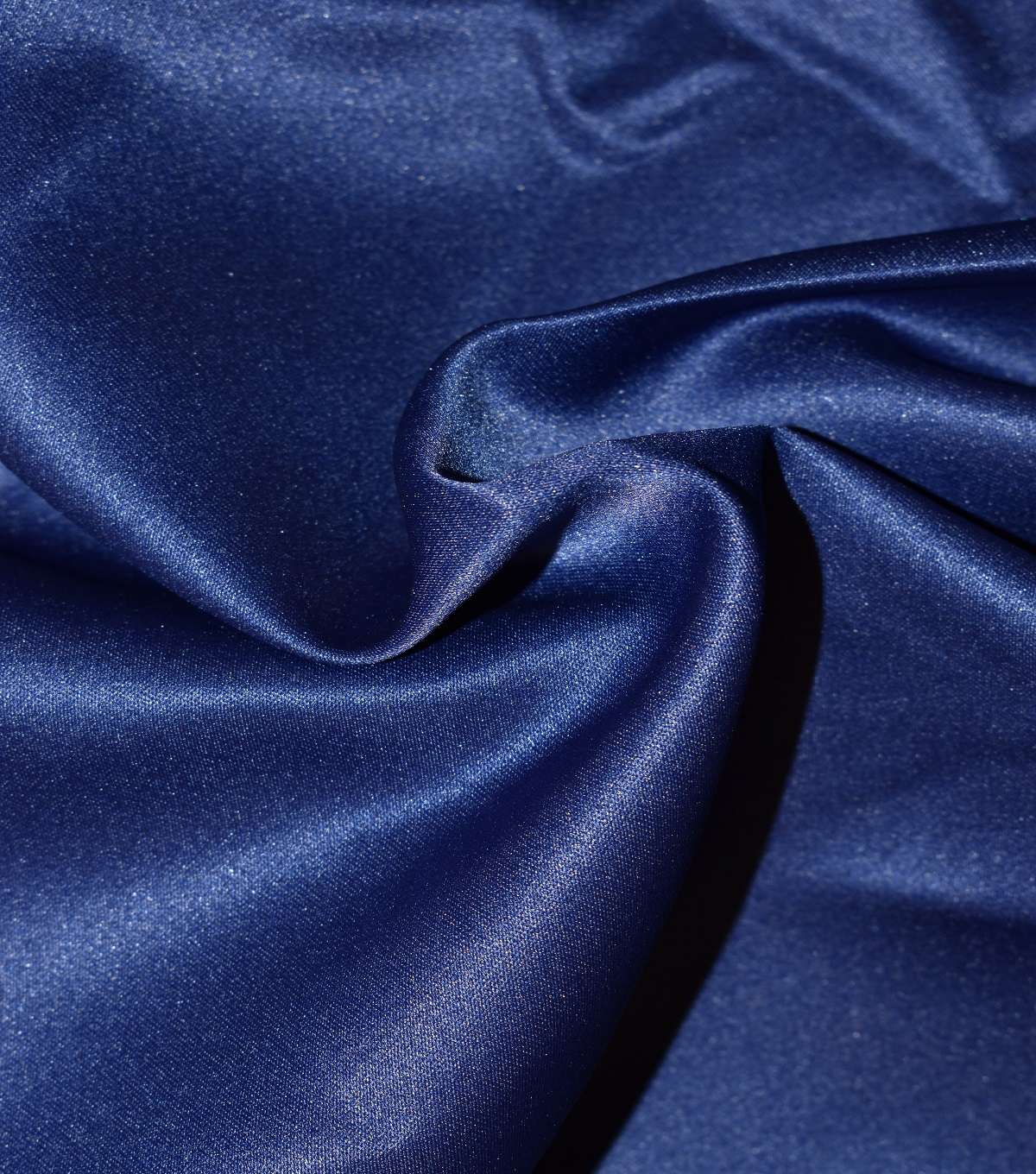 Casa Collection Matte Satin Fabric 58\u0022-Blueprint