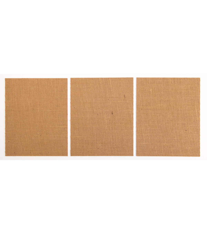8x10 3 Pack Of Burlap Covered Matboard Sheets Joann