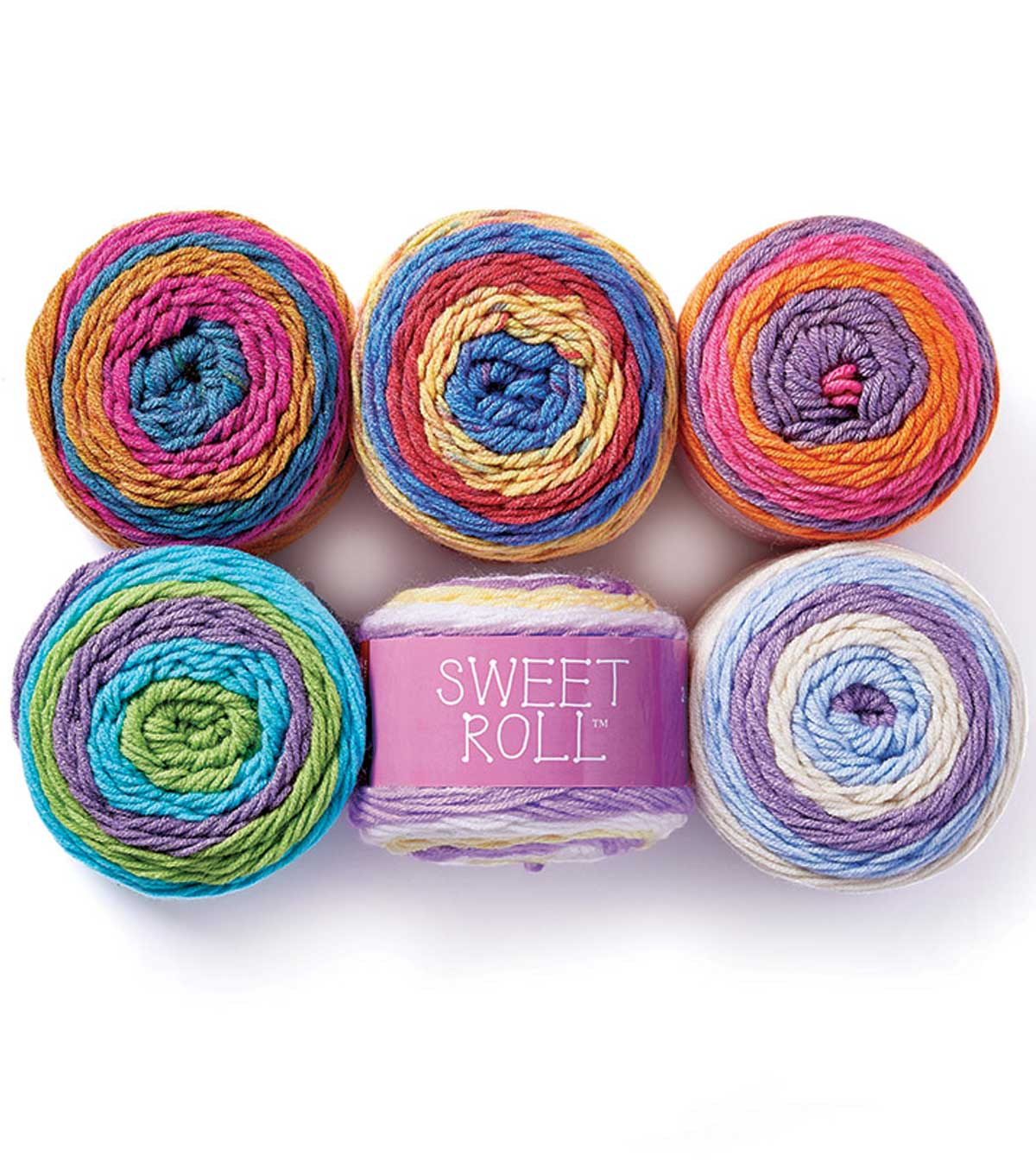 Premier Yarns Sweet Roll Yarn