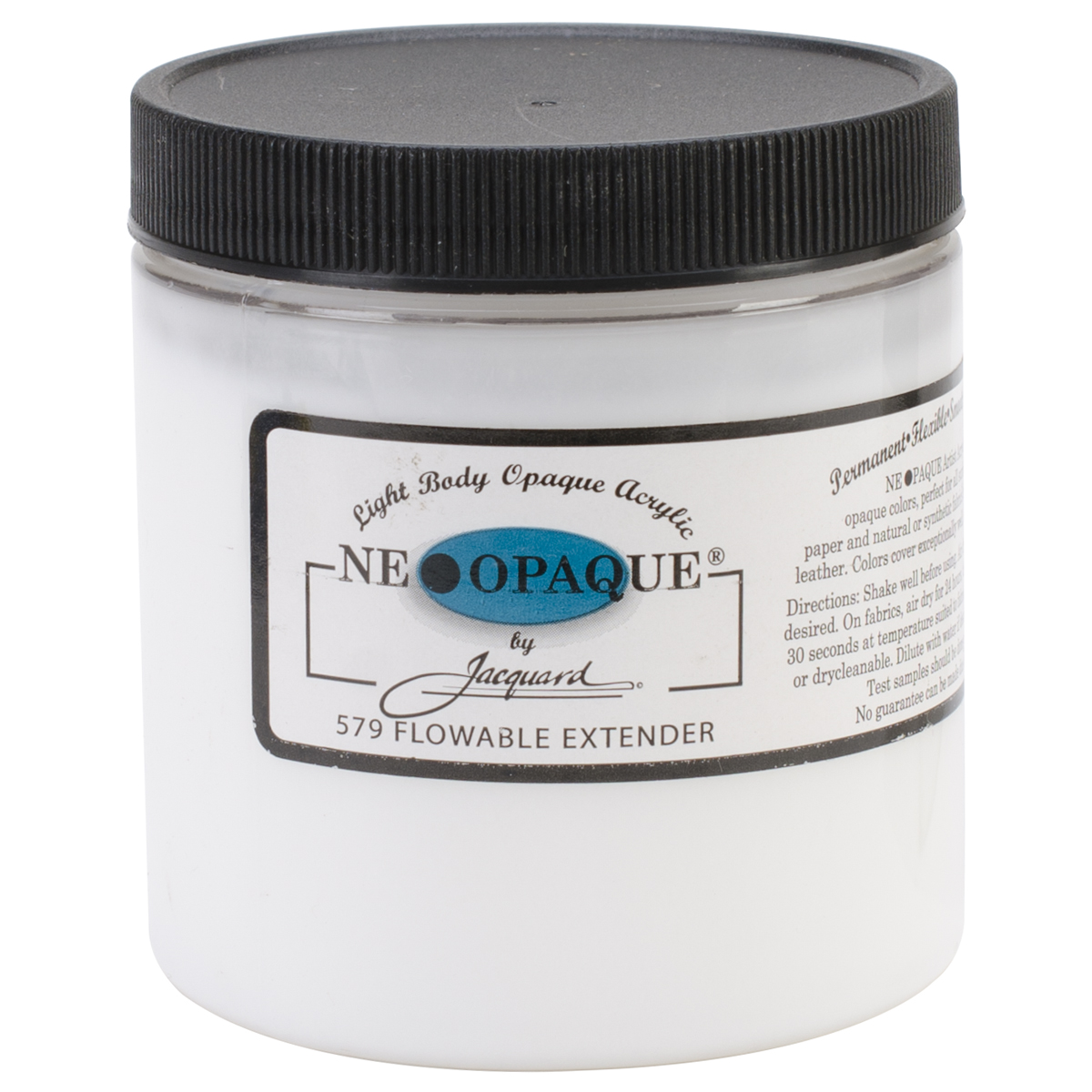 Jacquard Neopaque Flowable Extender Paint