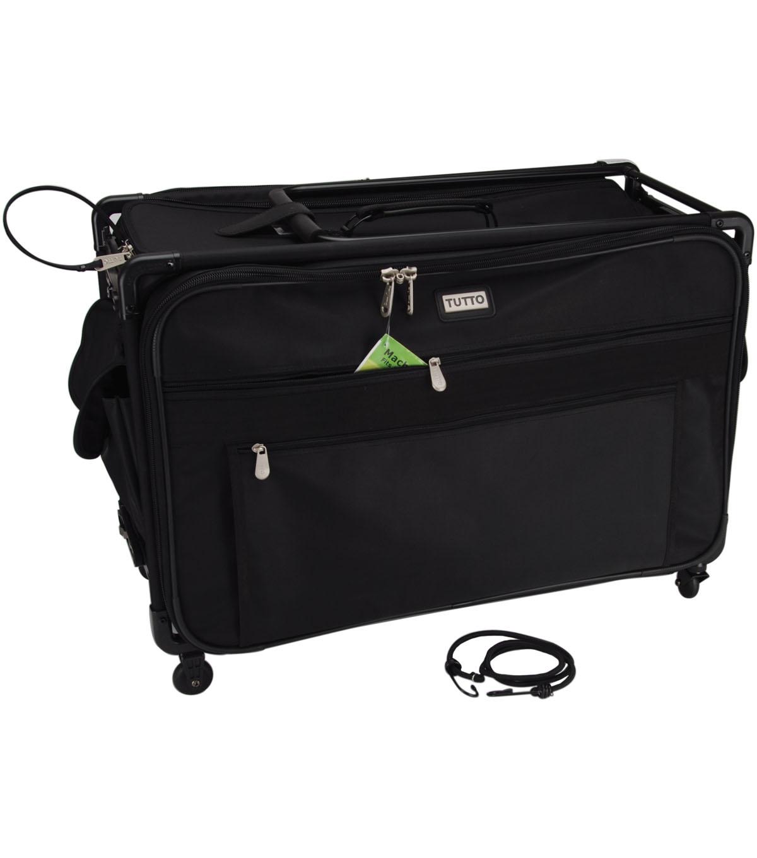 2cf2ab7367 TUTTO XL Machine on Wheels Case-Black