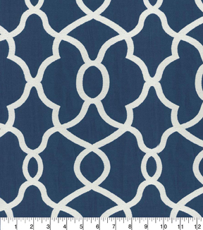 Ms Clearly Cool Indigo Swatch