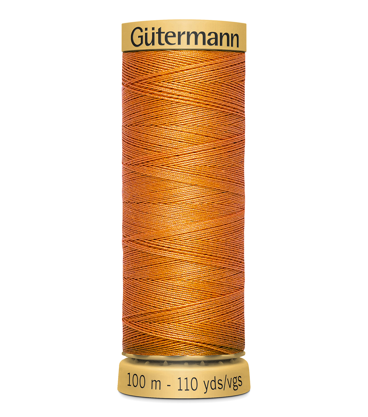 Gutermann Sew All Polyester Thread 110 Yards-Oranges & Yellows , Apricot