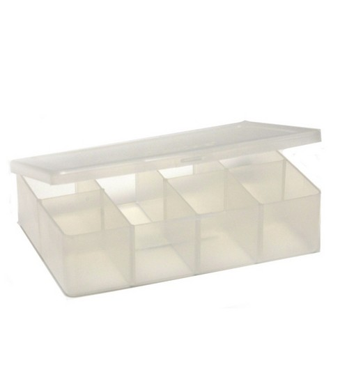 Floss Caddy-7 Compartment