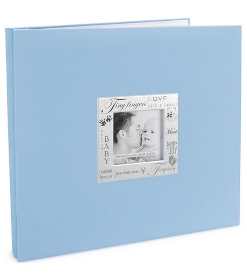 12 X12 Expressions Postbound Album Baby Boy JOANN