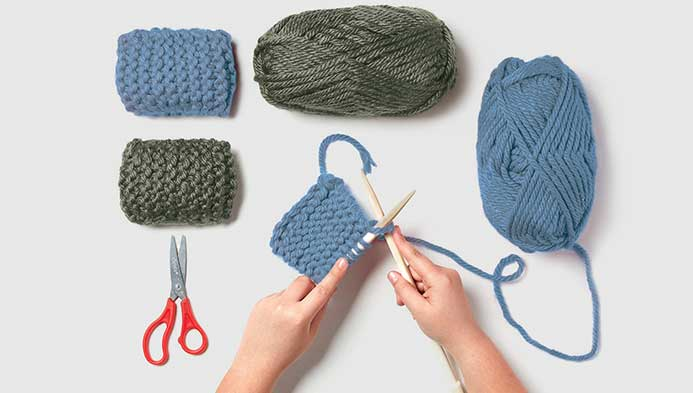 How To Knit Knitting Classes Joann