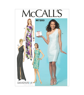 McCall\u0027s Misses Special Occasion-M7283