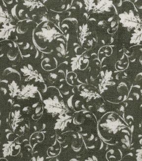 Harvest Cotton Fabric 43\u0022-Tonal Vines