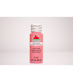 Apple Barrel 2 fl. oz. Acrylic Paint, Candy Pink