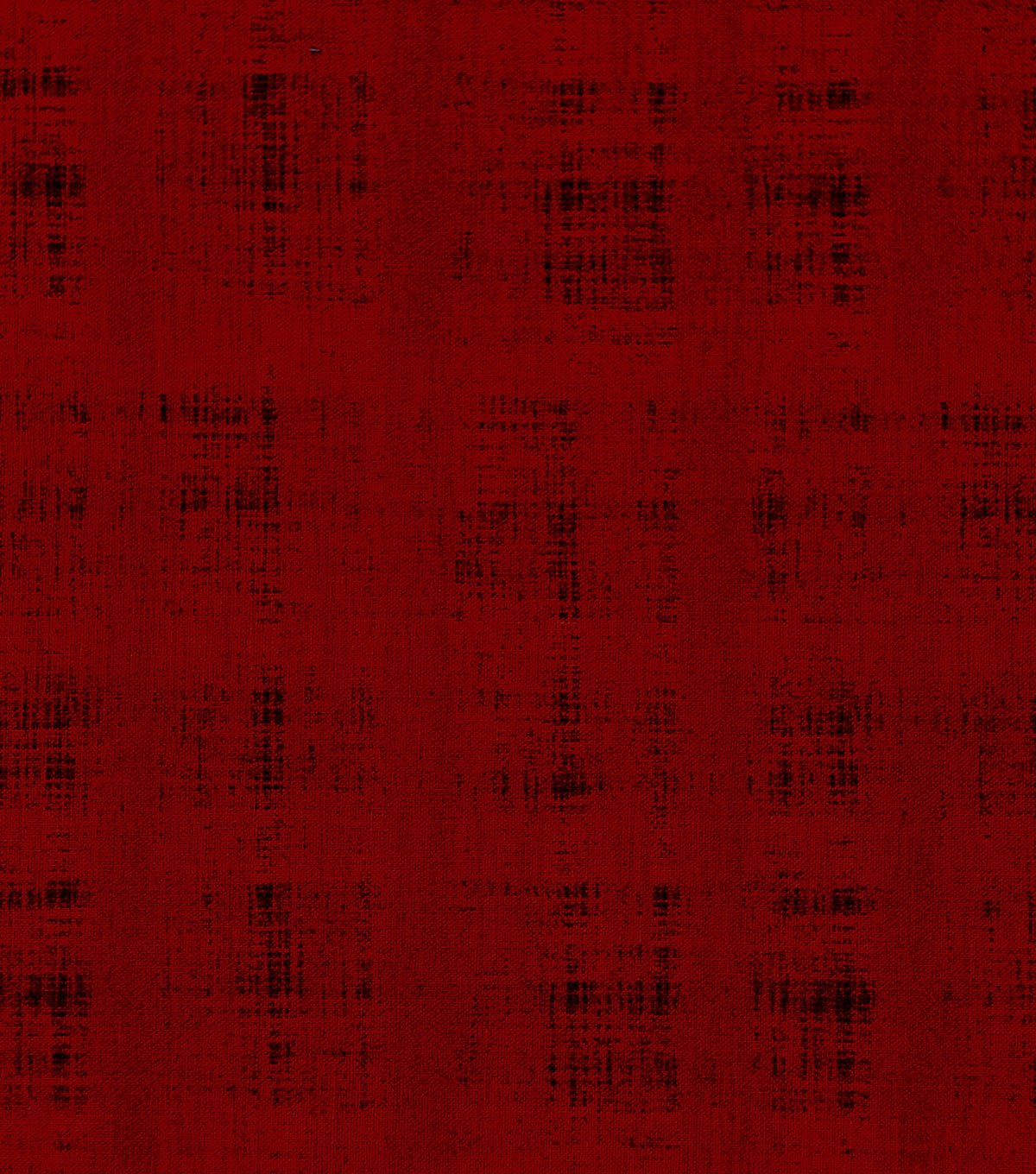 Keepsake Calico Cotton Fabric-Red Scratched Crosshatch