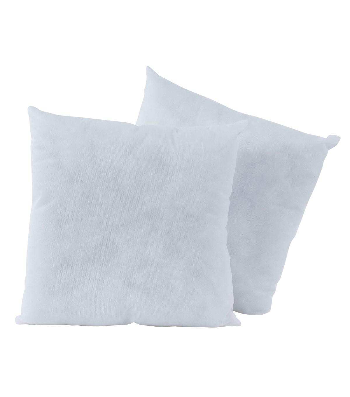 16 By 16 Pillow.Poly Fil Basic 2pk 16 X16 Pillow Inserts