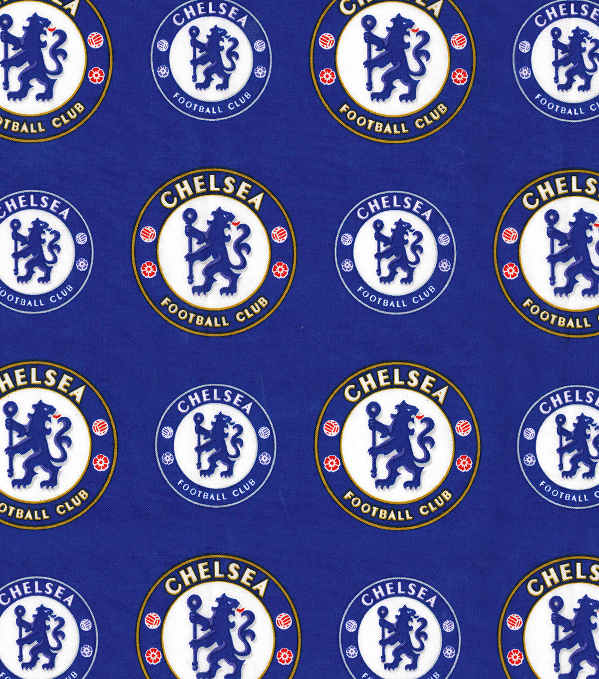 e4cb4c8e0df Chelsea Football Club Cotton Fabric | JOANN