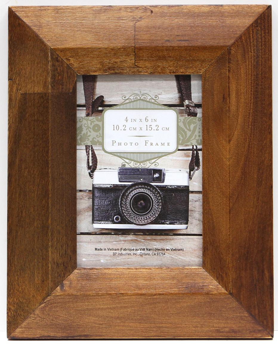 4x6 Wedge Acacia Wood Frame Joann