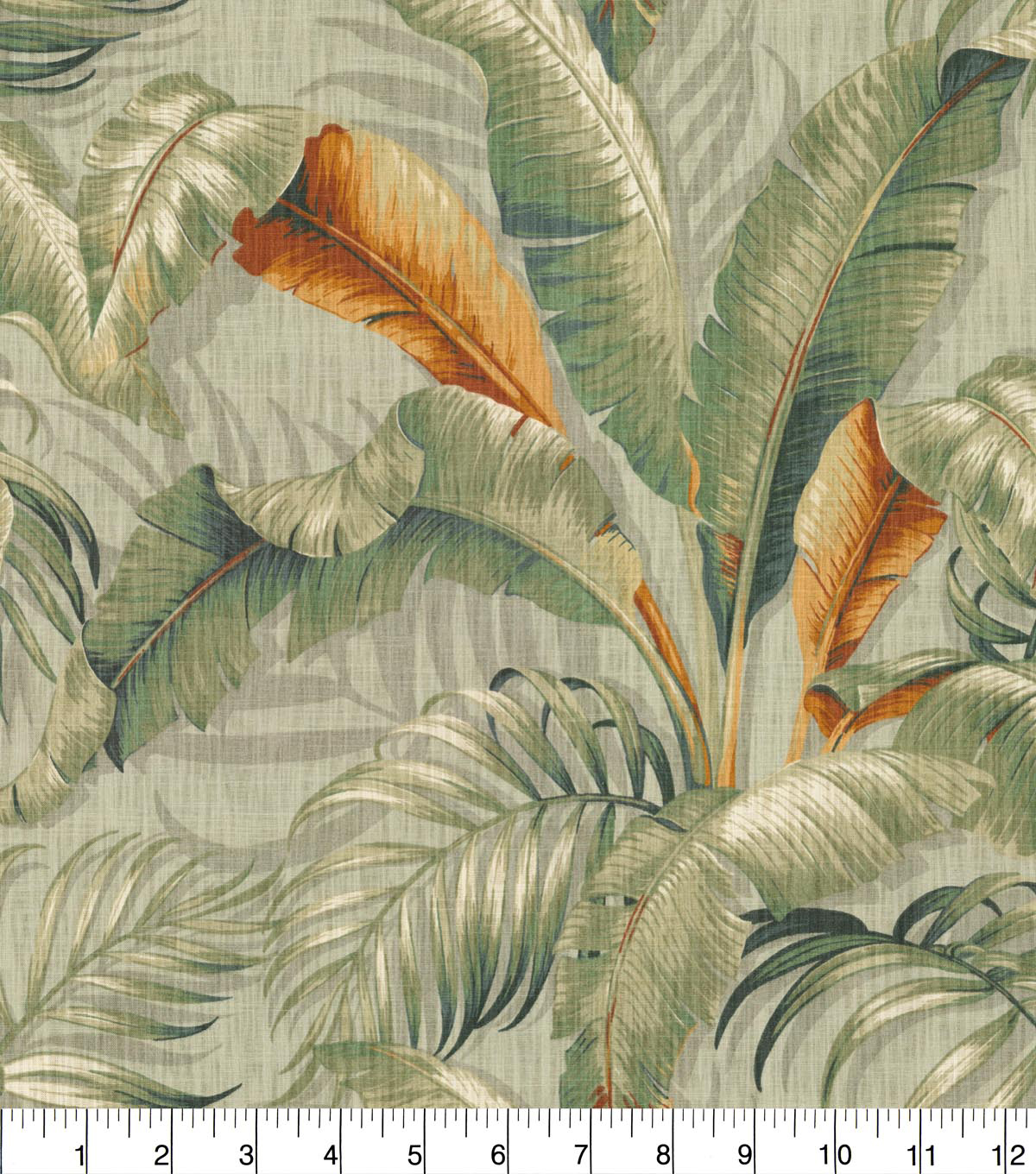 Home Decor 8\u0022x8\u0022 Fabric Swatch-Tommy Bahama Palmier Nutmeg
