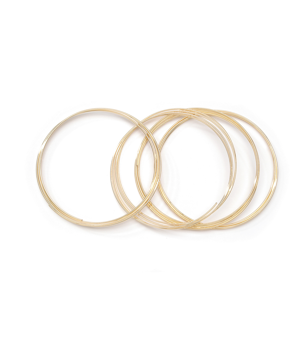 Jewelry Making Gold Plated Memory Wire, Bracelet Coil   JOANN