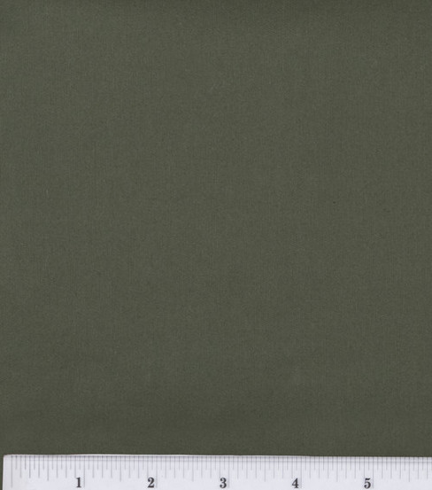 Sew Classic Bottomweight Classic Twill Solid Fabric, Army Green