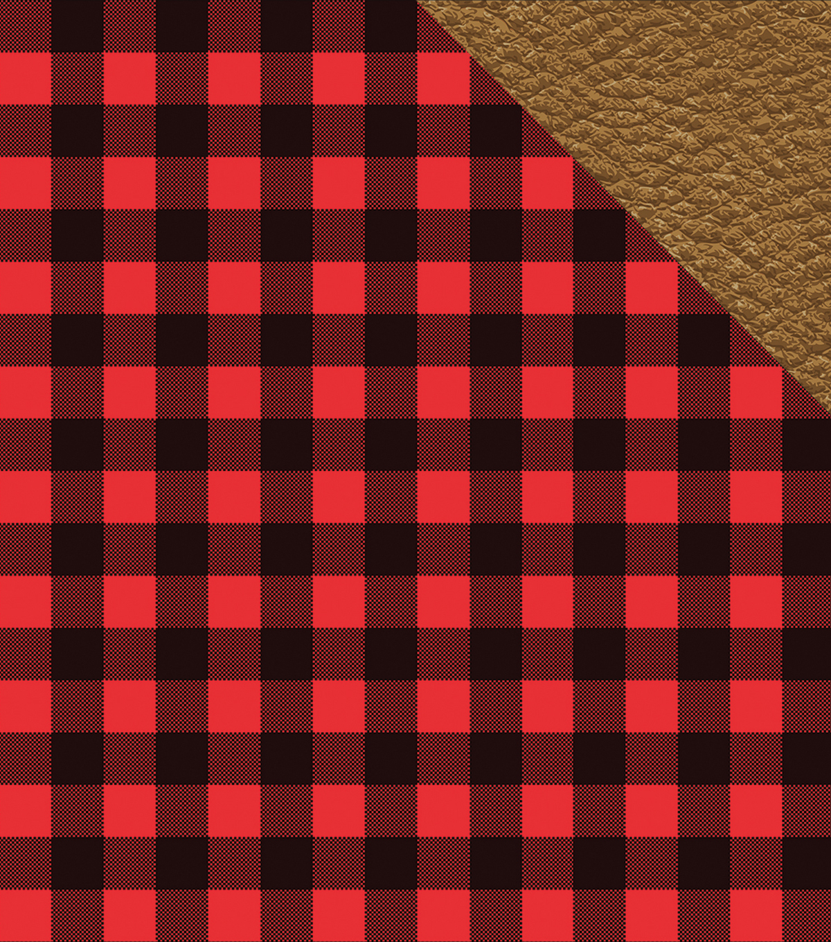 Hunter\u0027s Paradise Double-Sided Cardstock 12\u0022X12\u0022-Hunter\u0027s Plaid