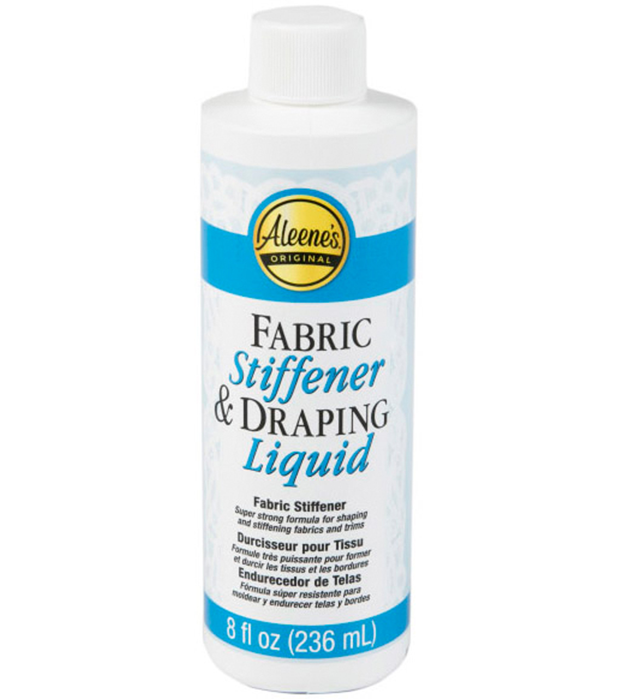 Aleene\u0027s Fabric Stiffener & Draping Liquid-8 oz.