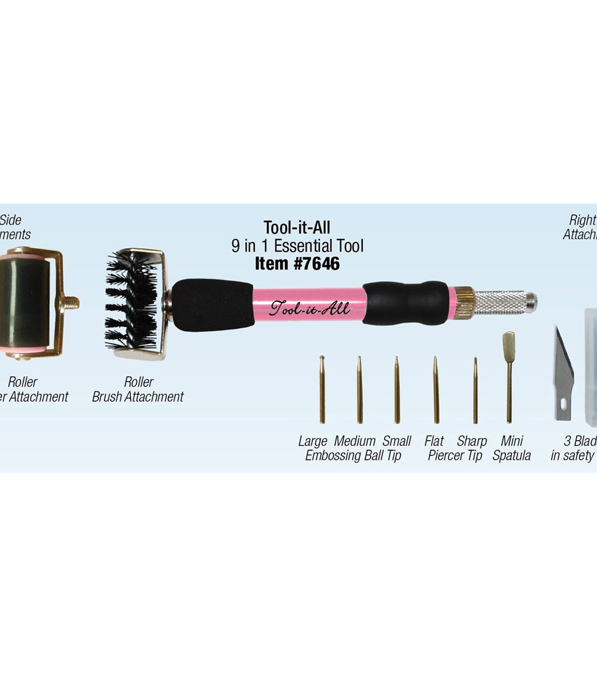 Zutter Tool-It-All 9 in 1 Essential Tool