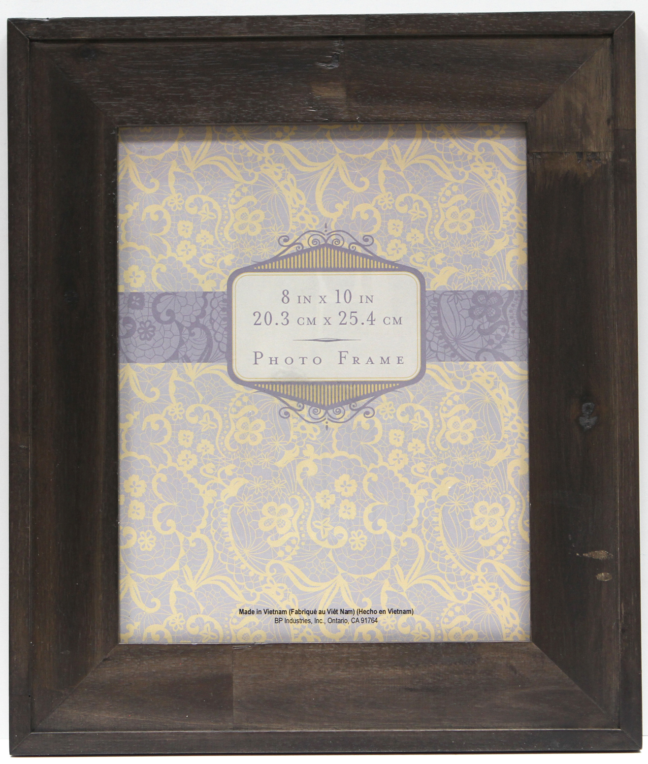 8X10 Wide Wood Dark Gray Frame | JOANN