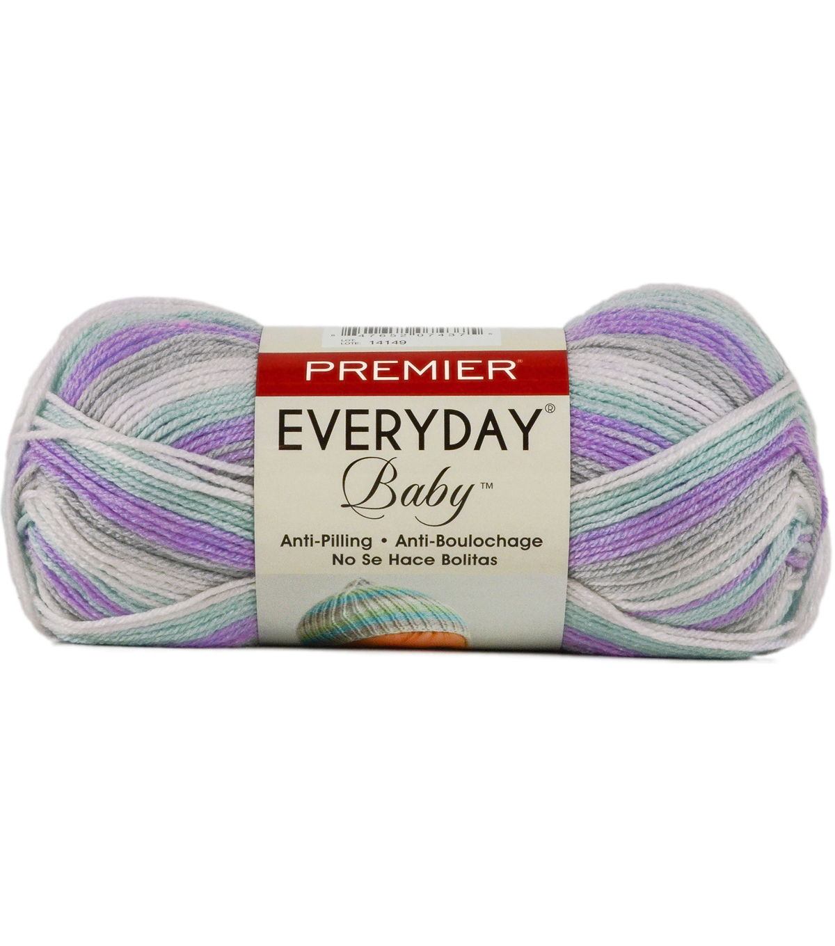 Premier Yarns Everyday Baby Yarn, Lovely