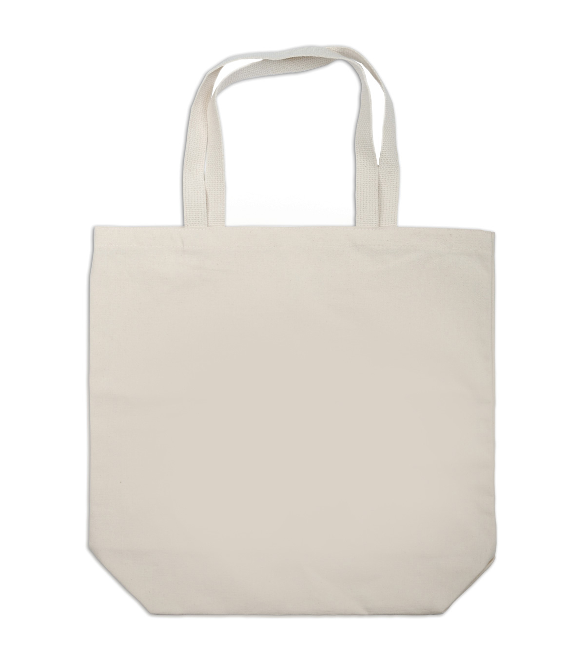Canvas Large Tote Bag 17 U0022x5 25 U0022x16 5 Natural