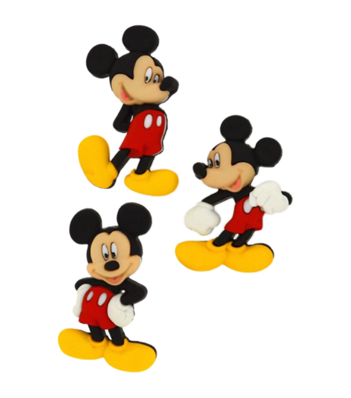 Dress It Up Licensed Embellishments- Disney Mickey Mouse