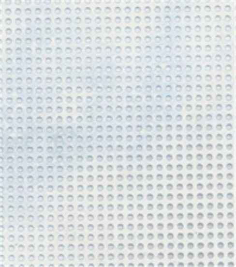 Mill Hill Stylized Perforated Paper Pack, Blue Sky Light