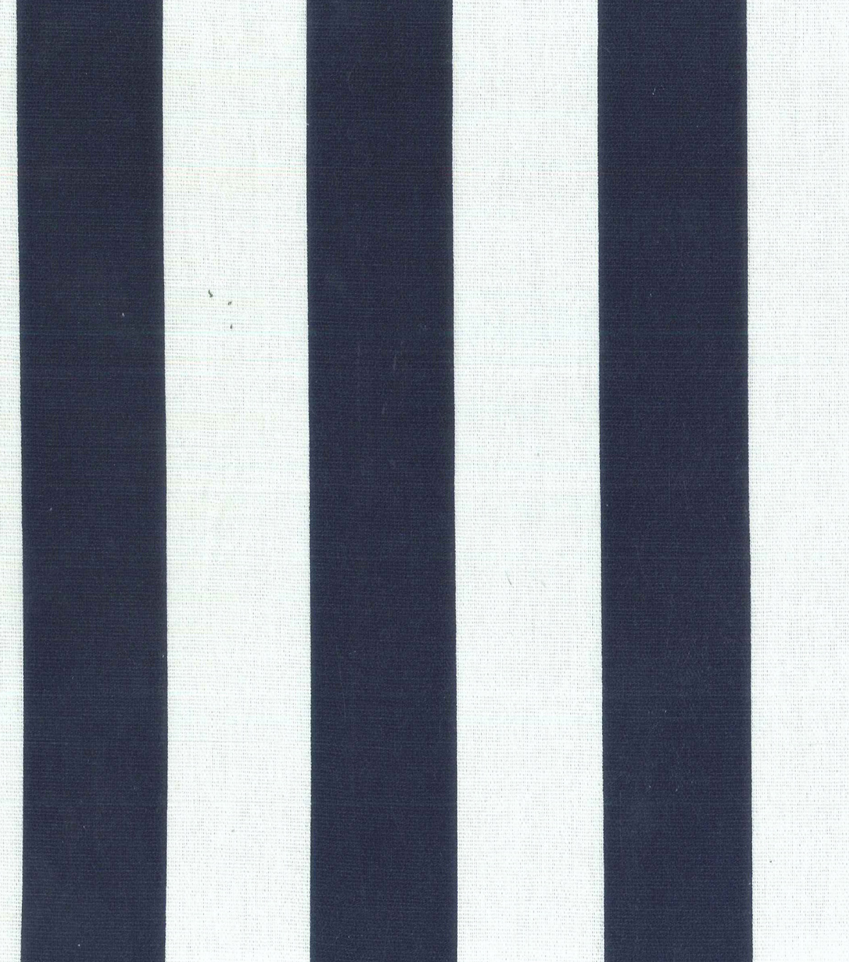 Home Essentials Lightweight Decor Fabric 45\u0022-Navy Nautical Stripe