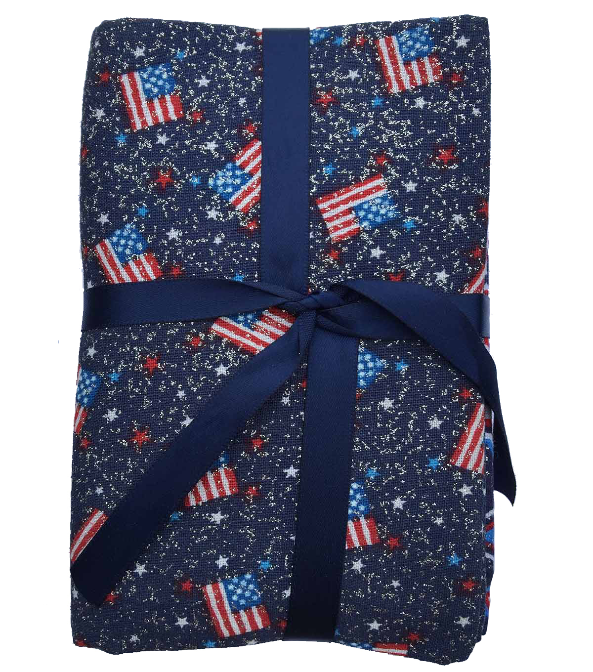 Fat Quarter Bundle Cotton Fabric 18\u0022-Patriotic