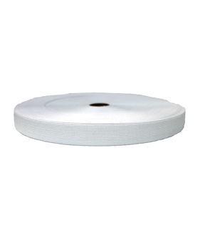 Pellon 1\u0022 x 50yd Roll  Knit Elastic- White