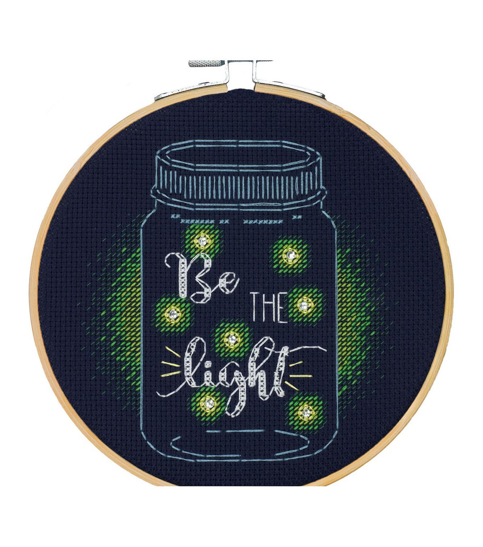 50 Ways To Lighten Up Lights Lamps Cross Stitch Chart Pattern