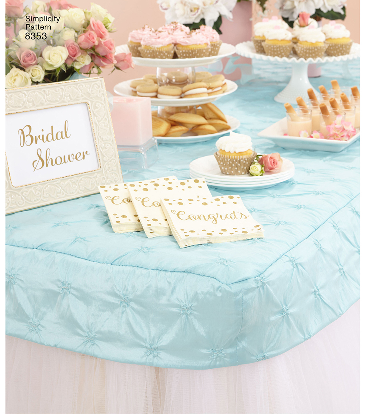 Simplicity Pattern 8353 Party Decor & Accessories