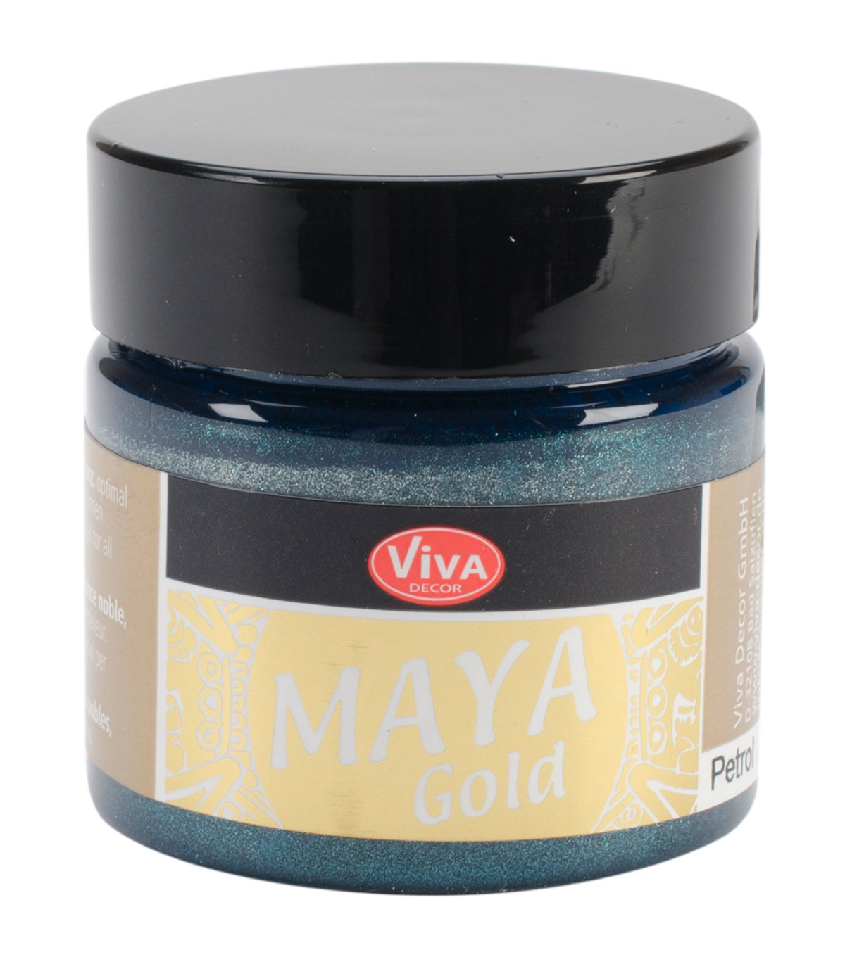 Viva Decor Maya Gold 45ml-Petrol