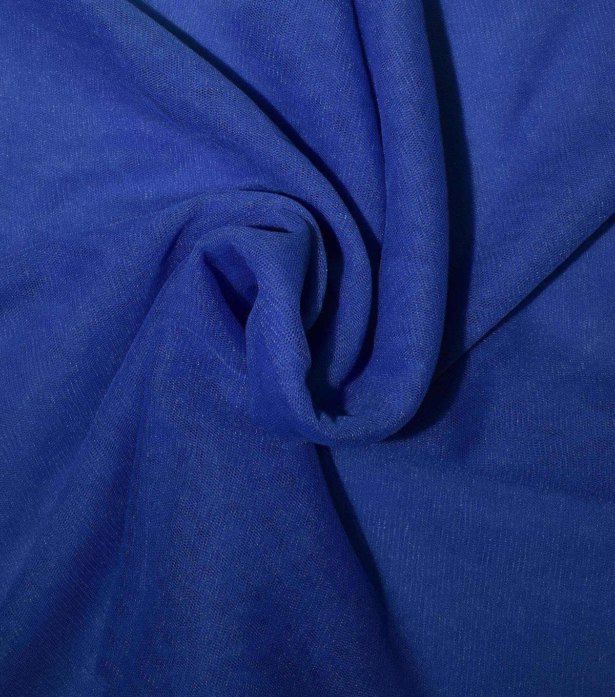 Casa Collection Solid Tulle Fabric 57\u0027\u0027, Moonlight Blue