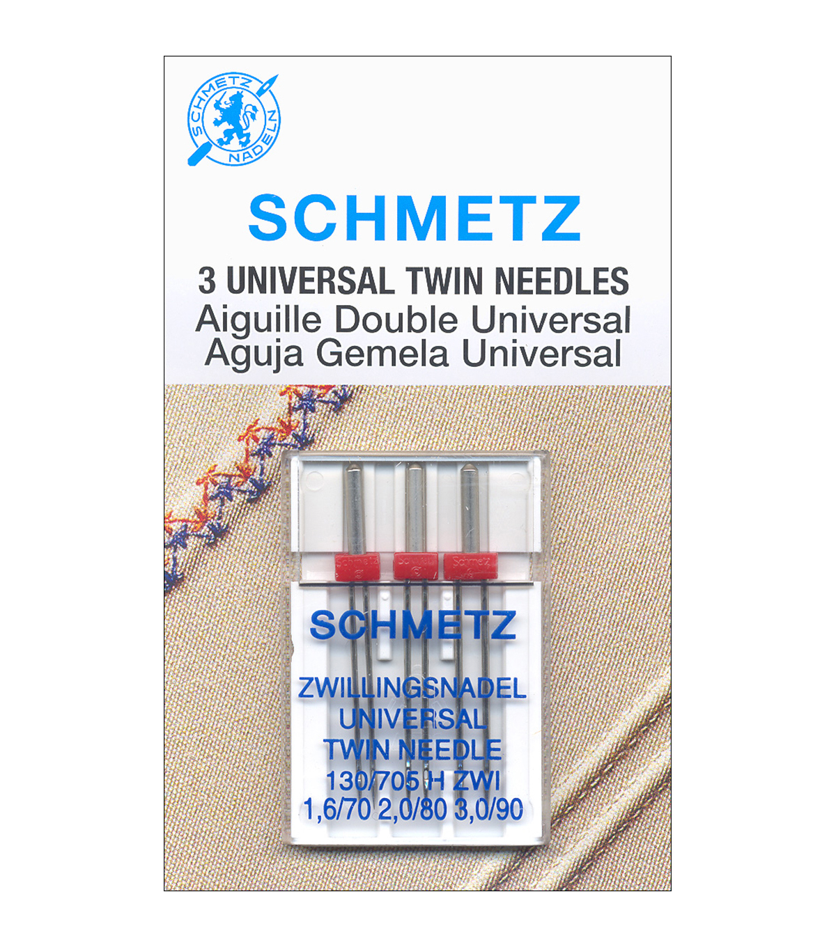 Schmetz Twin Machine Needles