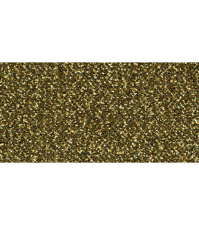 Core\u0027dinations Glitter Silk Collection Sheet - 12 x 12 inches, Kings Crown