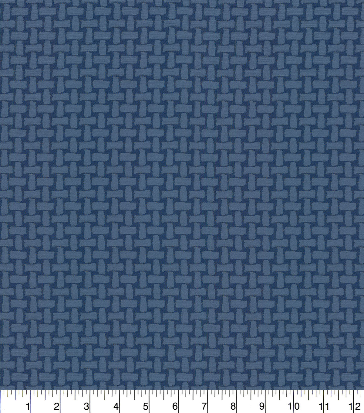 Kelly Ripa Home Upholstery Décor Fabric 9\u0022x9\u0022 Swatch-On Cue Bluebell