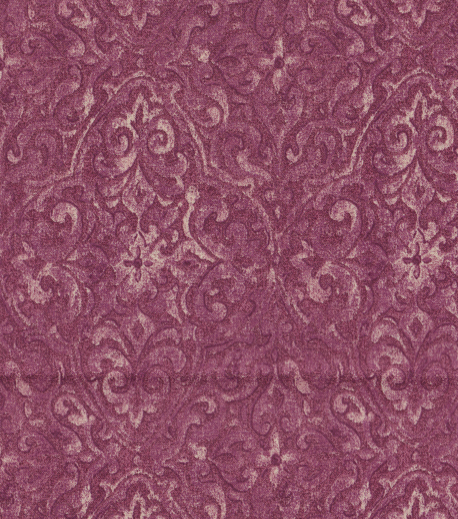 Keepsake Calico Cotton Fabric -Lanyard Plum