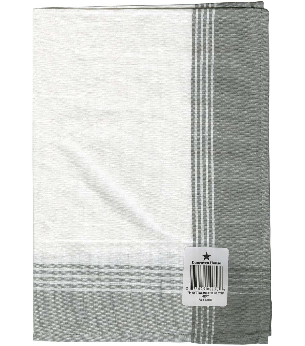 Dunroven House Striped Mcleod Towel