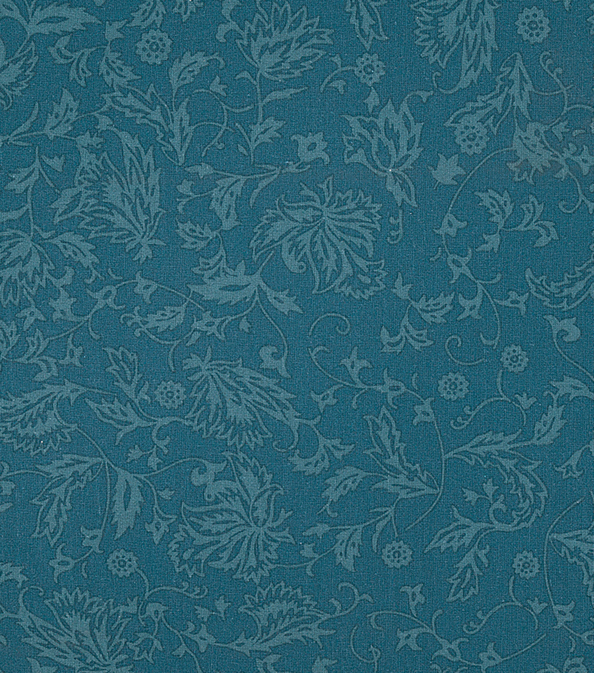 Keepsake Calico Cotton Fabric 108\u0027\u0027-Ocean Depths Floral