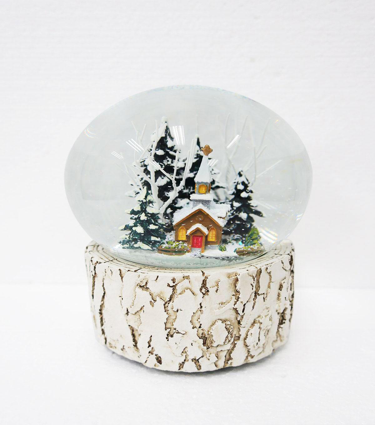 Maker\u0027s Holiday Christmas Church Musical Globe