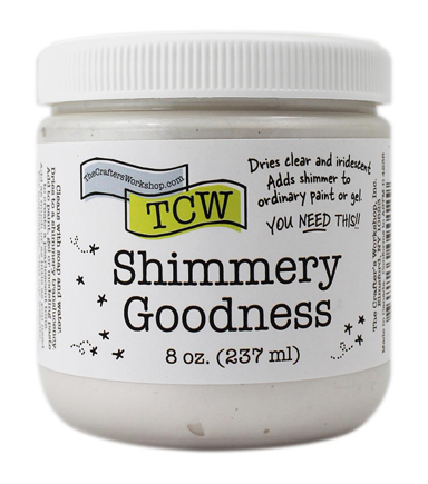 Crafter\u0027s Workshop Shimmery Goodness 8oz