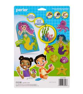 Perler Mermaid Activity Kit