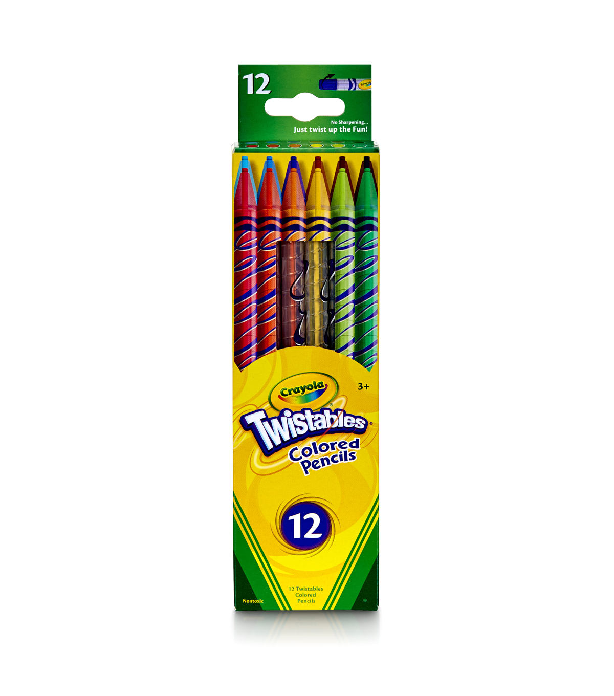 Image result for twist up colored pencils