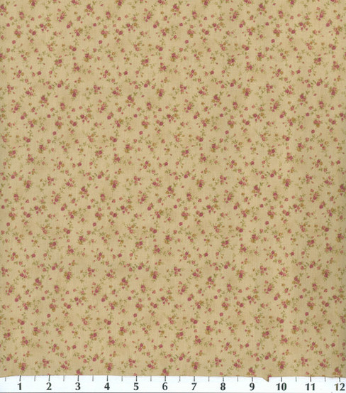 Premium Cotton Fabric -Parfait