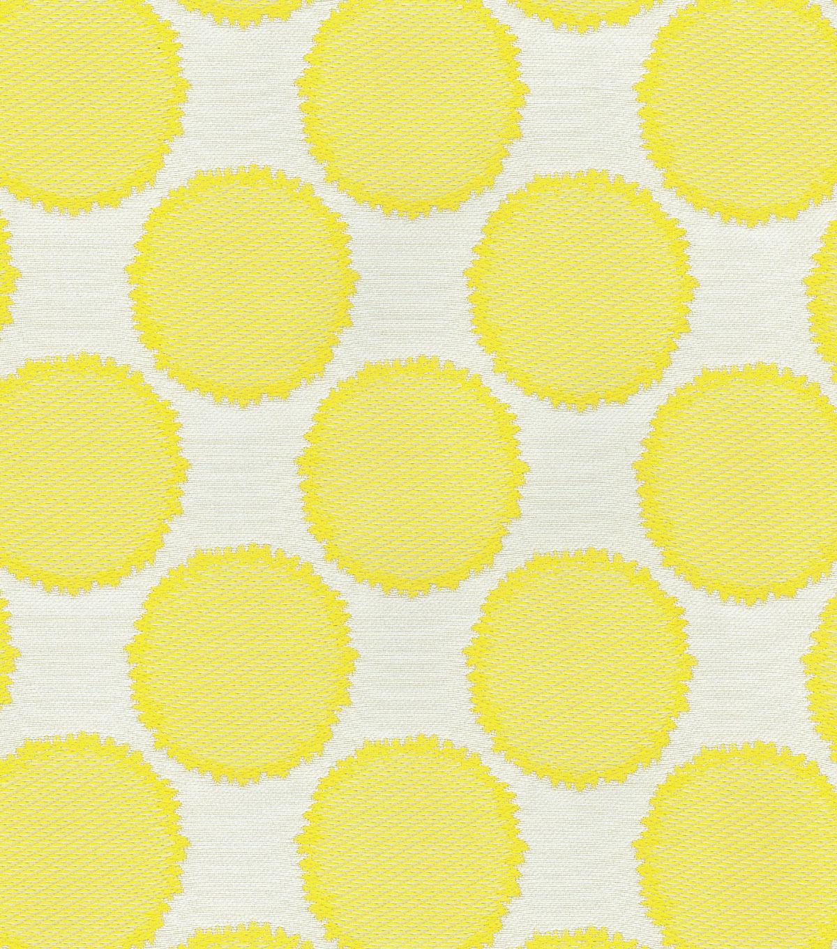 Waverly Upholstery Fabric 55\u0022-Circling Lemongrass