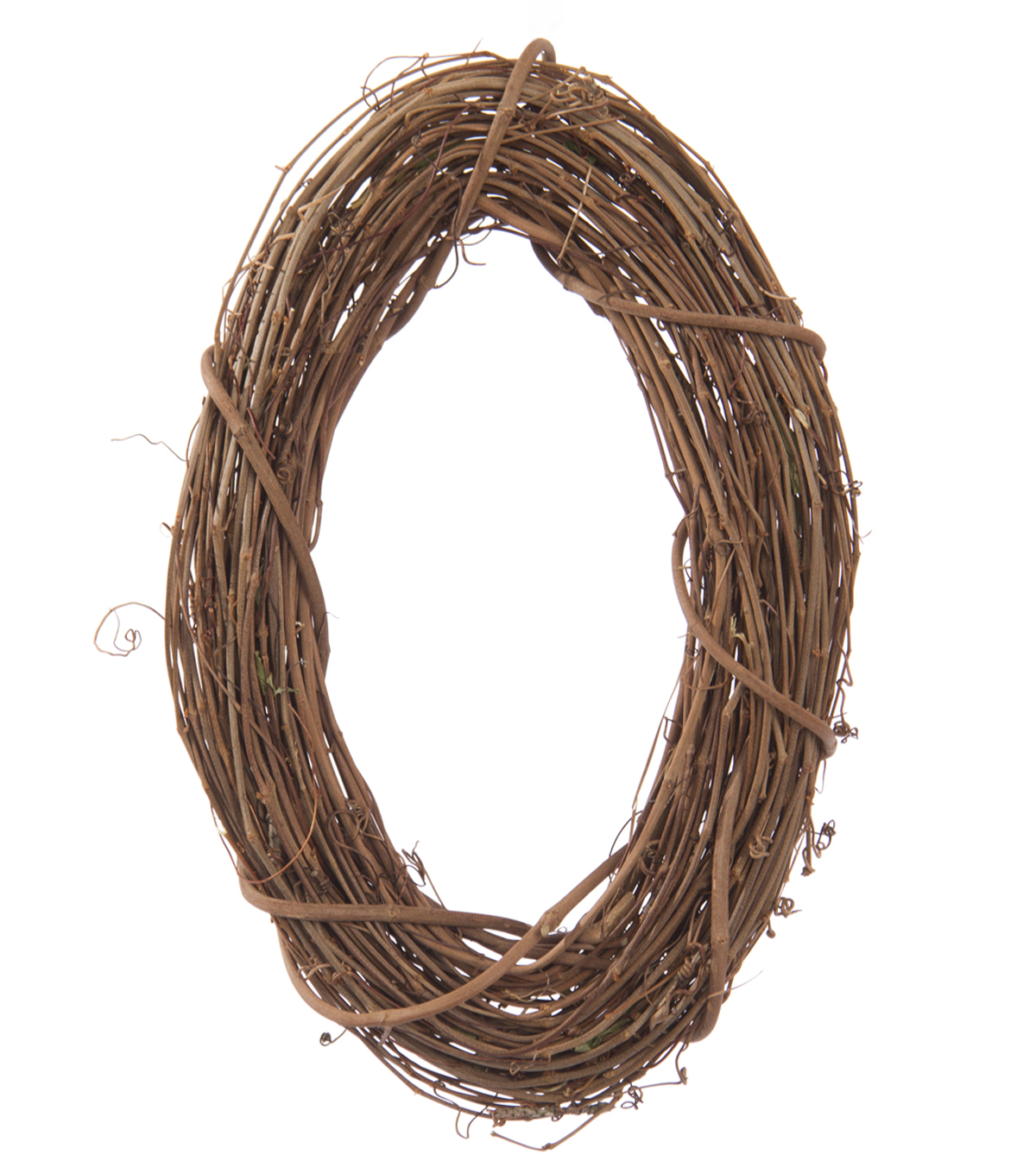 Bloom Room 10\u0027\u0027x14\u0027\u0027 Grapevine Oval Wreath